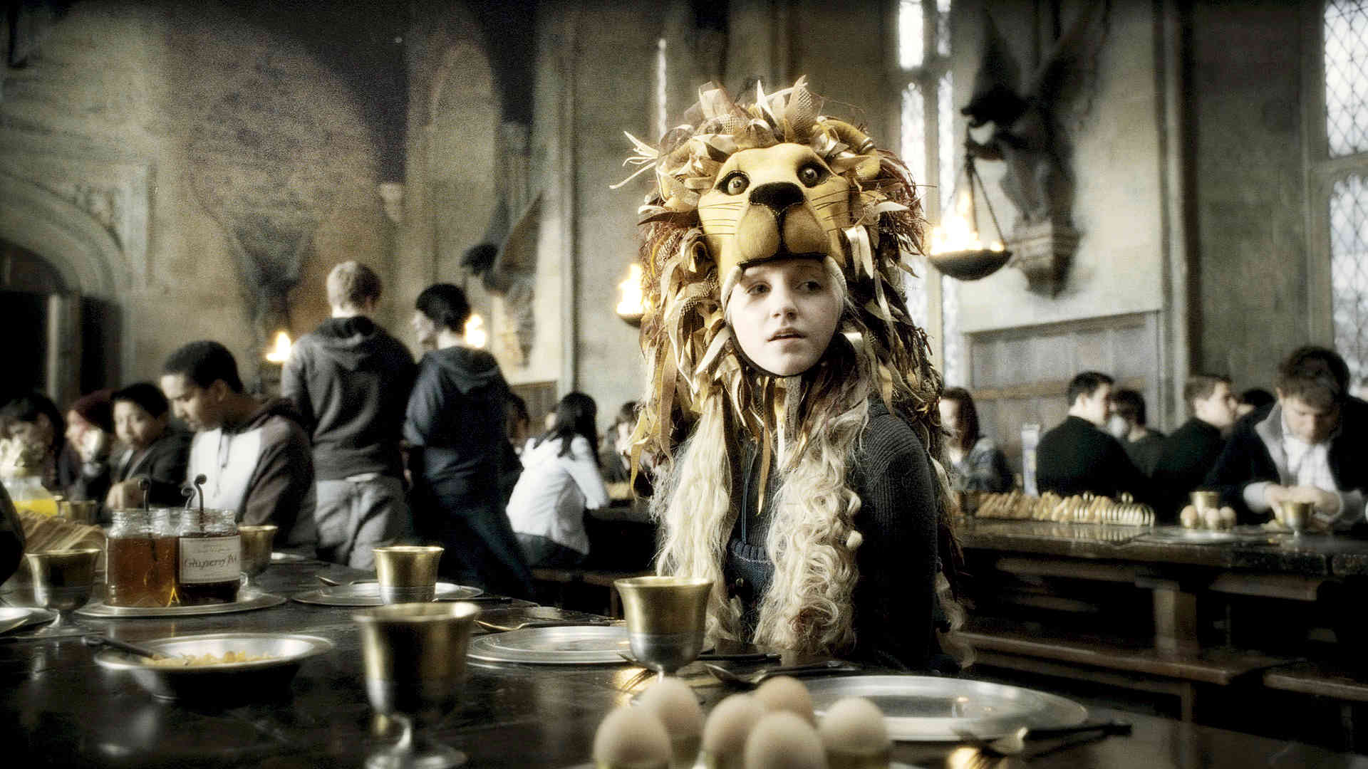 An open letter to Luna Lovegood, who taught me everything I needed to know