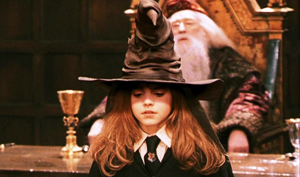 Science has figured out a way to create an IRL Sorting Hat