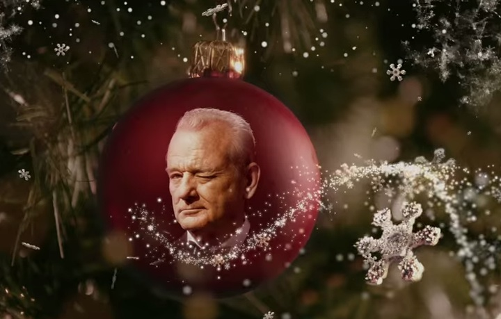 Bill Murray's Christmas special looks like the best thing we've ever seen