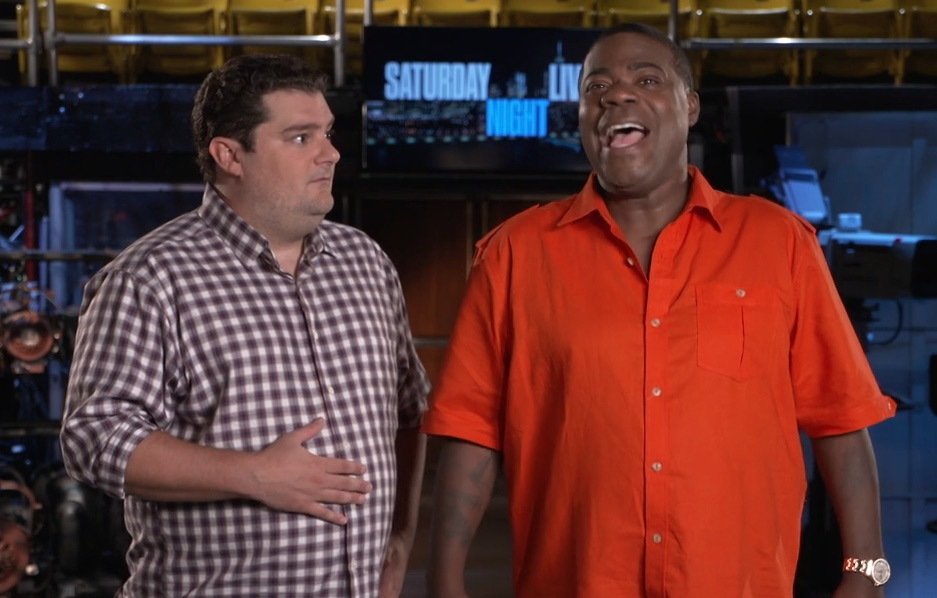 Tracy Morgan teases his big return to 'SNL' and we're psyched