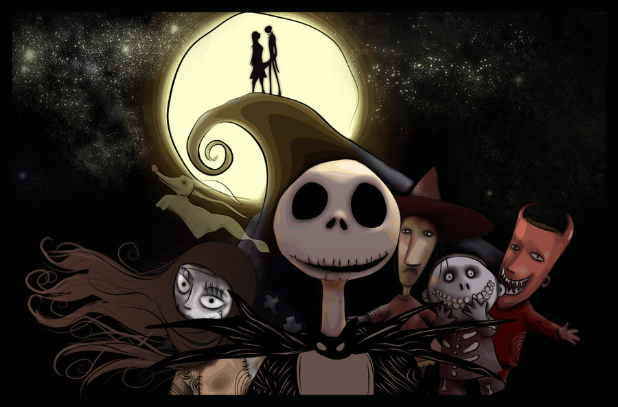 Hot Topic + 'The Nightmare Before Christmas' = The ultimate '90s Halloween costume