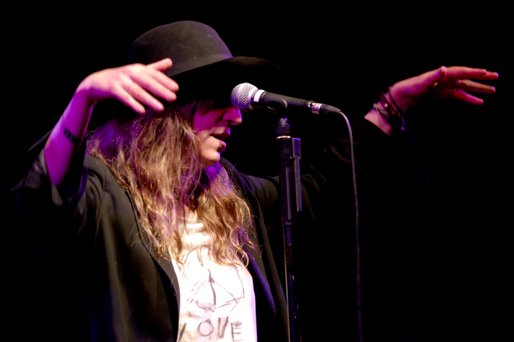 The priceless gift one fan just gave Patti Smith