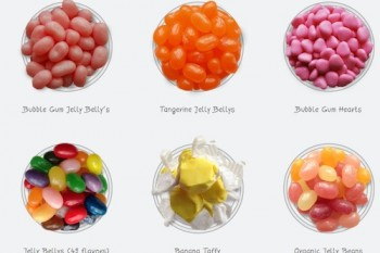You can now get all your candy needs delivered, so there's that