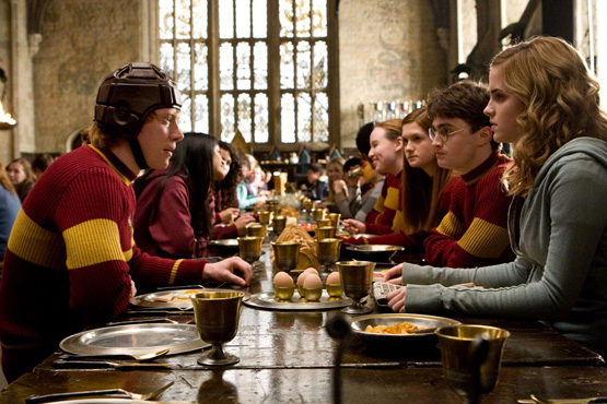 Here's how often people are naming their kids after 'Harry Potter' characters