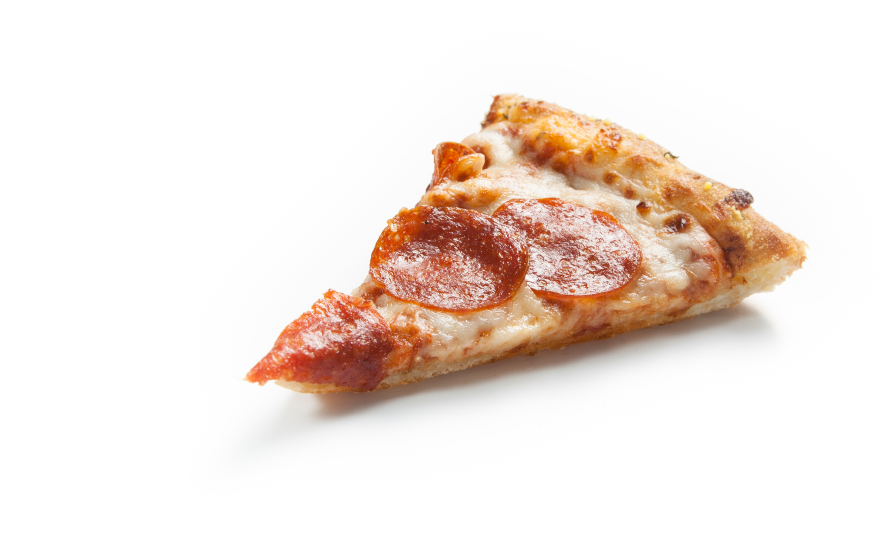 Here's what happens to your body when you eat a slice of pizza