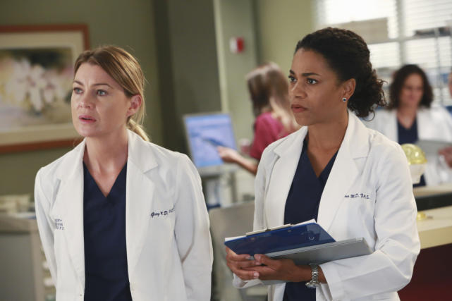We never expected this character to show up again on 'Grey's Anatomy'