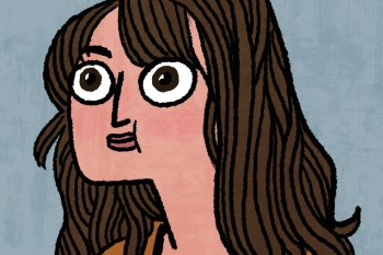 Interviewing Kate Beaton, the queen of indie webcomics
