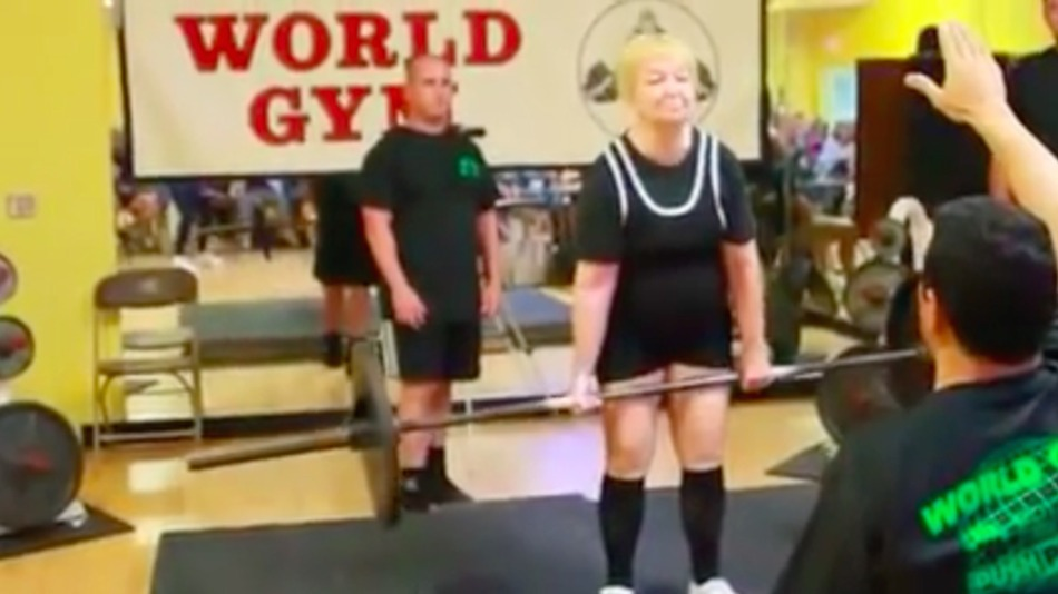 Meet the 94-year-old powerlifting grandma