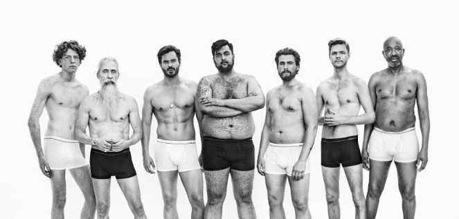 "This ad tackles what the ""perfect man"" actually looks like — and totally nails it"