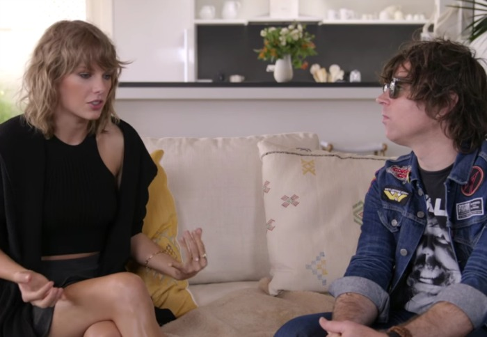 Ryan Adams' interview with T-Swift about song-writing is filled with all kinds of gems