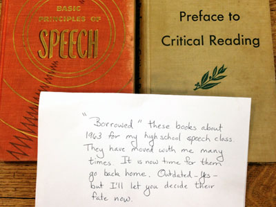 Someone returned library books after 52 years, left an awesome note