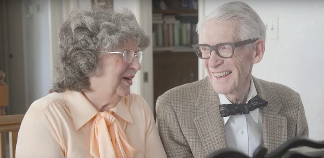 These grandparents recreated 'Up,' made us feel all the emotions one possibly can