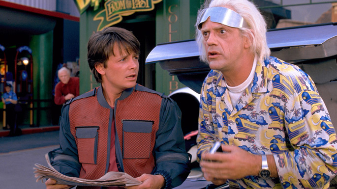 Get your 'Back to the Future' VHS ready, Doc and Marty land in 2015 tomorrow