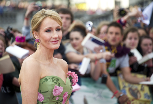 JK Rowling's newest book is WAY darker than Harry Potter's wizarding world