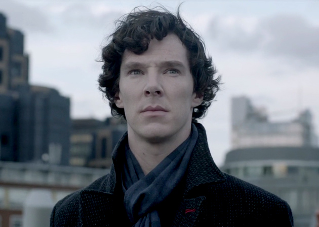 Sherlock is gifting us with the very best Christmas present