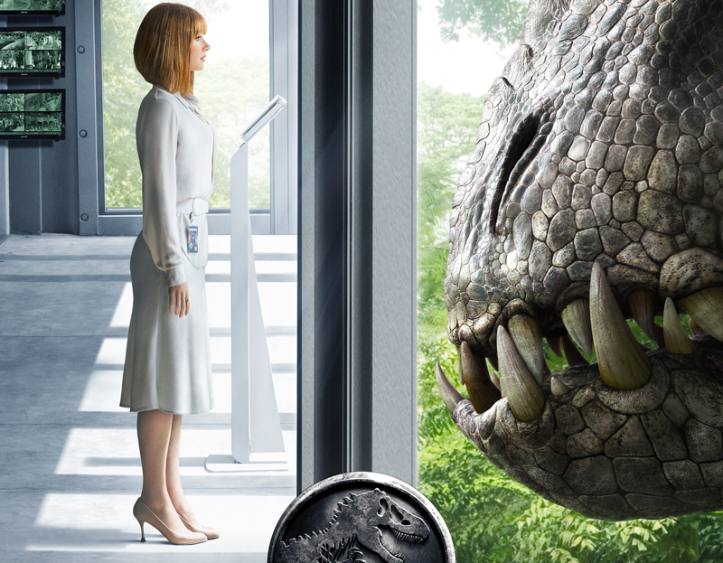 Bryce Dallas Howard just confirmed she will  NOT be wearing heels in the next Jurassic World