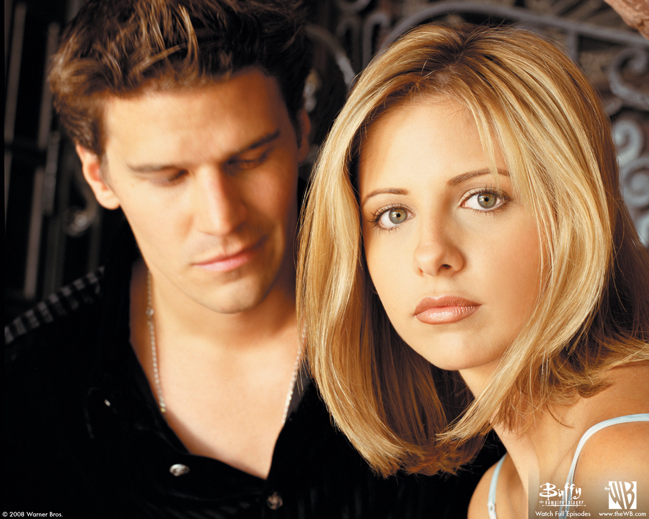 Relationship goals I learned from 'Buffy the Vampire Slayer'