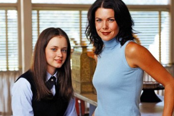 How becoming a single mother changed what I see in 'Gilmore Girls'