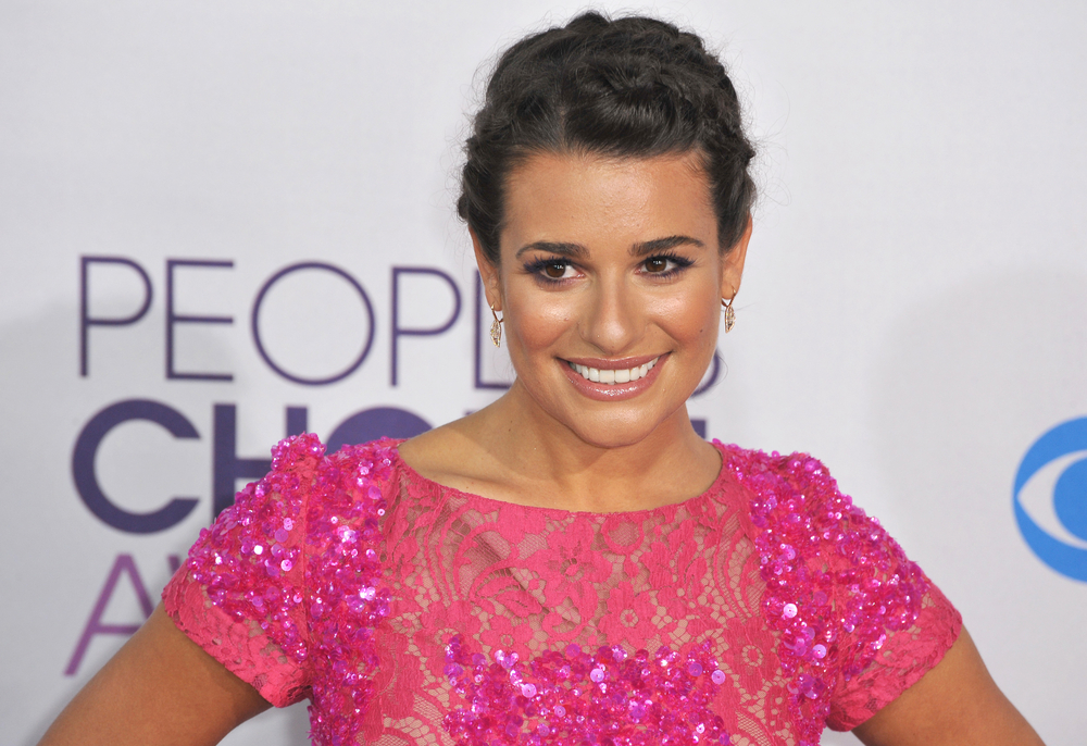 Lea Michele wrote an amazing essay on confidence and sisterhood