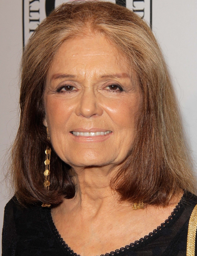 Gloria Steinem has the best comeback for being called a b*tch