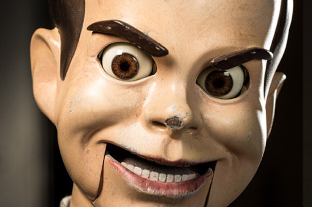 The reason why R.L. Stine doesn't dress up for Halloween (we know, right?)