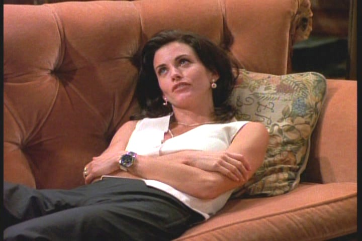 Why I want to be Monica Geller when I grow up