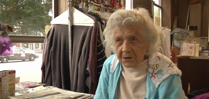 What this 100-year-old woman can teach us about the benefits of work