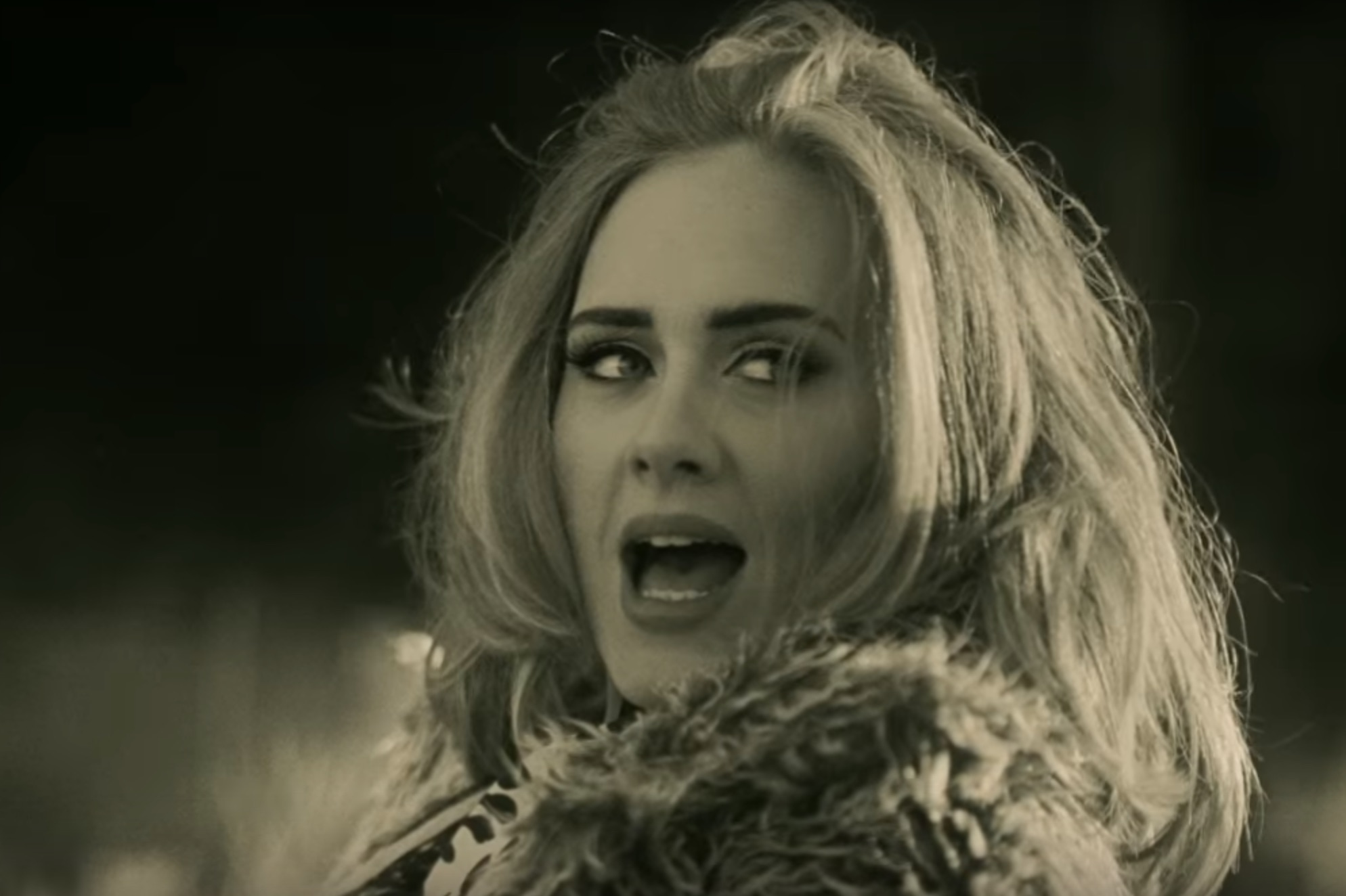 Drop everything and listen to Adele's glorious new song