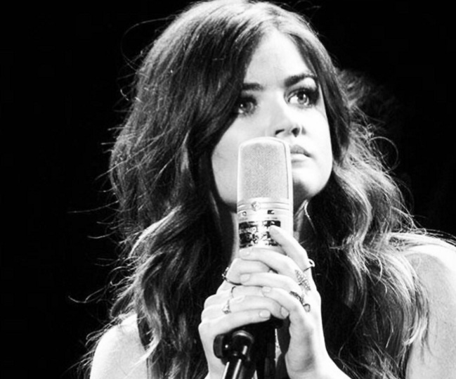 PLL's Lucy Hale and Rascal Flatts cover 'Let it Go' with a gorgeous country twist