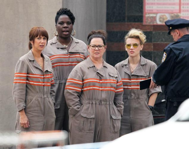 Kristen Wiig was as confused as the rest of us by the 'Ghostbusters' backlash