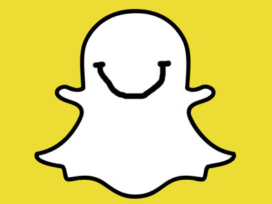 So, apparently Snapchat makes people happier than Facebook
