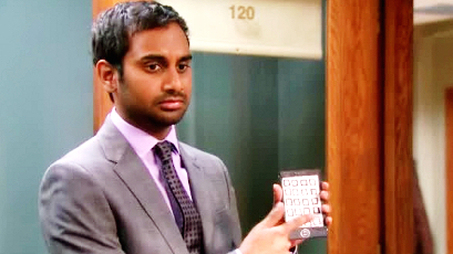 Aziz Ansari says Tinder is actually just like real life...and he's kind of right