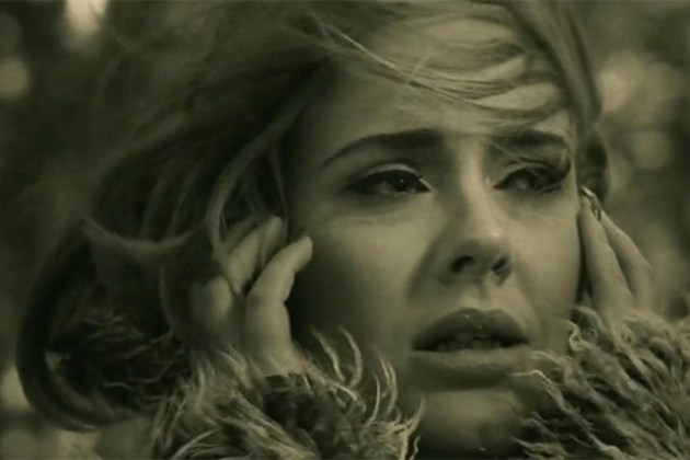 "The real reason Adele used a flip phone in her ""Hello"" music video"
