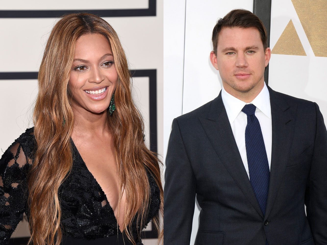 Get ready for the most epic Lip Sync Battle yet: Beyonce vs. Channing Tatum