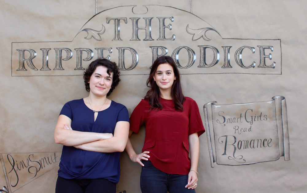 Two awesome ladies are opening an all-romance bookstore in LA