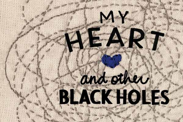 'My Heart and Other Black Holes' author Jasmine Warga talks about the difficult task of tackling mental health