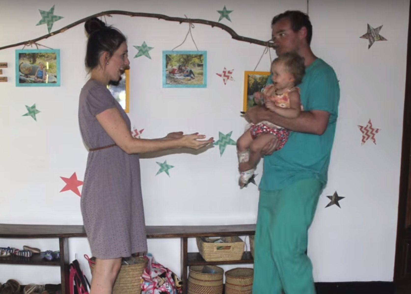 This couple's pregnancy time-lapse video is giving us a major case of feels