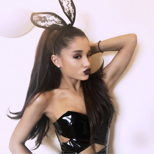ariana grande just became the new face of mac