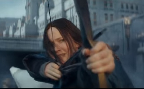 Behold: The latest, explosive 'Hunger Games: Mockingjay Part 2' trailer