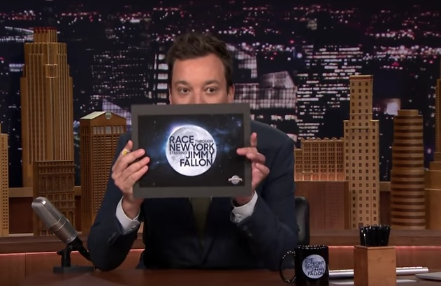 Jimmy Fallon is getting his own Universal Studios ride. For real.