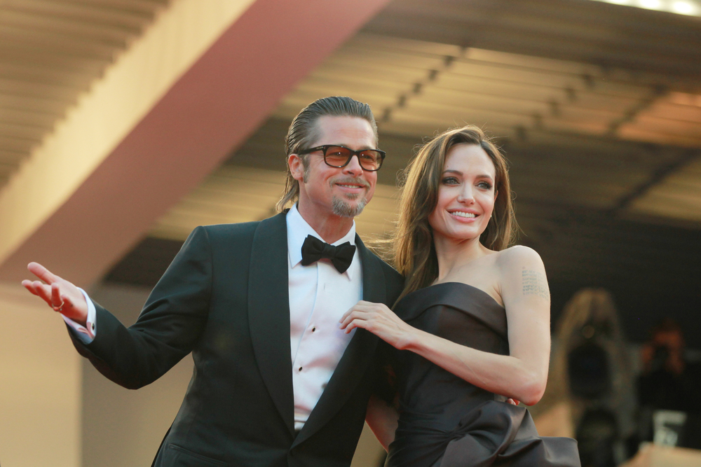 Brad Pitt's feelings about Angelina Jolie still make our hearts thump