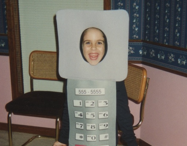 All our favorite Halloween costumes, from Lucille Ball to a giant cellphone