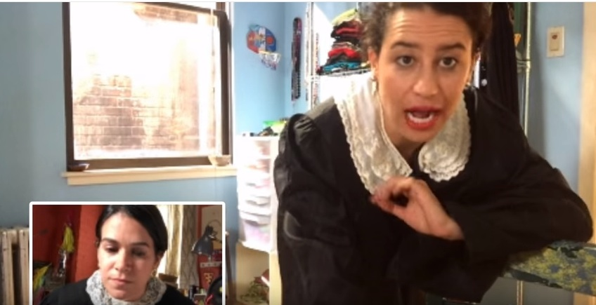 How Broad City's Abbi and Ilana hash out their Halloween costumes