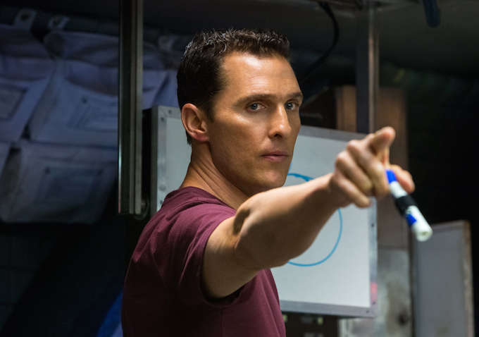 Matthew McConaughey turned down the chance to play a villain in this Marvel movie