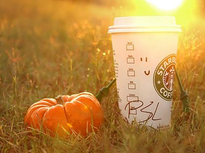5 reasons you deserve that Pumpkin Spice Latte today