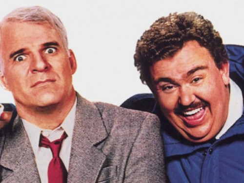 Everything I need to know, I learned from 'Planes, Trains and Automobiles'
