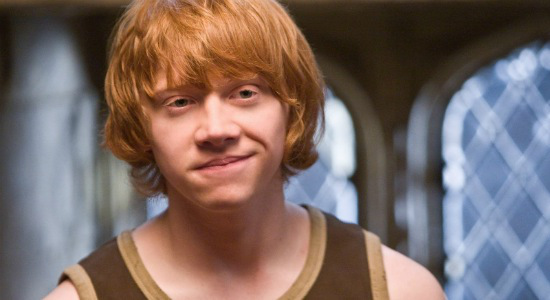 This is not a drill: Ron Weasley is getting his own TV show