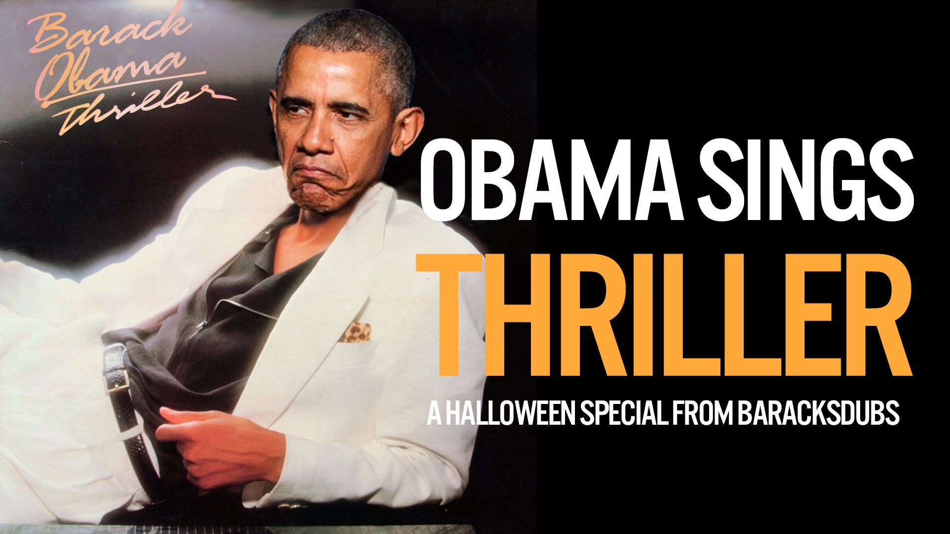 President Obama doing 'Thriller' is the Halloween treat we didn't even KNOW we needed