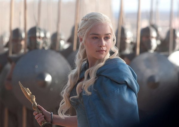 Here's the actress who inspired Khaleesi from 'Game of Thrones'