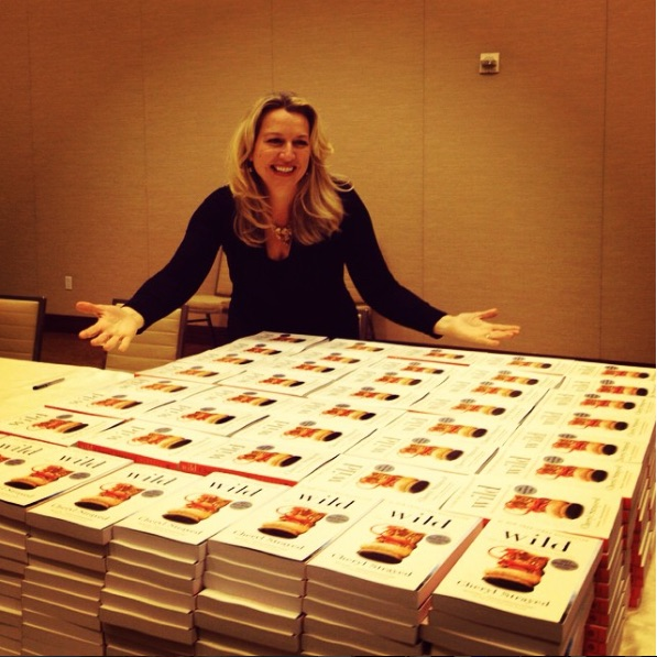 Everything I need to know, I learned from Cheryl Strayed